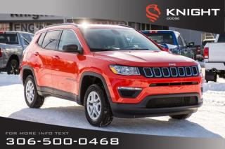 New 2020 Jeep Compass Sport for sale in Swift Current, SK