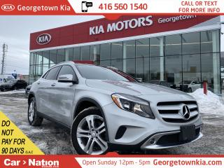 Used 2017 Mercedes-Benz GLA GLA 250 | 4MATIC| LEATHER | NAVI | ROOF | BU CAM for sale in Georgetown, ON