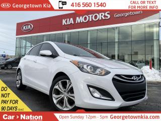 Used 2014 Hyundai Elantra GT SE w-Tech Pkg | NAVI | LEATHER | PANO ROOF|B/U CAM for sale in Georgetown, ON