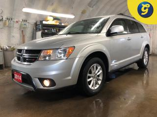 Used 2014 Dodge Journey DVD * Navigation * Power sunroof * Remote start * 7 Passenger * Reverse camera with park assist * Push button ignition * Roof Rack * Keyless/Passive e for sale in Cambridge, ON