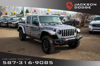 New 2020 Jeep Gladiator Rubicon - Employee Pricing for sale in Medicine Hat, AB