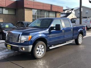 "Used 2010 Ford F-150 4WD SuperCrew 145"" FX4 for sale in Hamilton, ON"