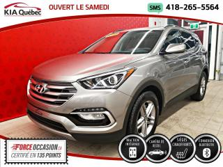 Used 2018 Hyundai Santa Fe Sport AWD* CAMERA* SIEGES CHAUFFANTS* for sale in Québec, QC