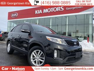Used 2015 Kia Sorento GDI | FWD | AUX/USB | B/UP SENSORS | B/T | ALLOYS for sale in Georgetown, ON