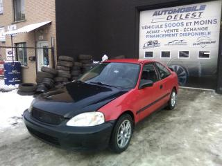 Used 1999 Honda Civic 2dr Cpe DX Auto for sale in Longueuil, QC