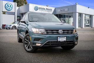New 2020 Volkswagen Tiguan IQ Drive <b>*ADAPTIVE CRUISE* *LANE ASSIST* *HUGE SUNROOF* *APP CONNECT*<b> for sale in Surrey, BC
