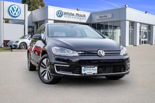 New 2020 Volkswagen Golf e-Golf Comfortline <b>*SCRAP IT AVAILABLE* *TECHNOLOGY + DRIVER ASSISTANCE + LEATHERETTE PACKAGES*<b> for sale in Surrey, BC