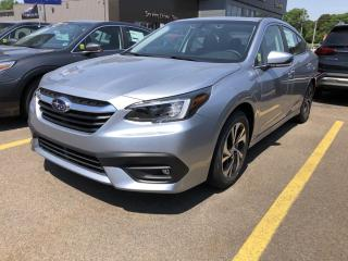 New 2020 Subaru Legacy Touring DON'T PAY FOR UP TO 120 DAYS ON THE COMPLETELY RE-ENGINEERED LEGACY! for sale in Charlottetown, PE