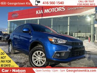 Used 2016 Mitsubishi RVR SE AWD | ALLOYS | ONLY 43,337KMS | BU CAM | B/T for sale in Georgetown, ON