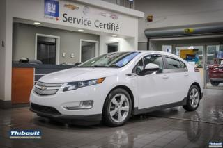 Used 2015 Chevrolet Volt 5dr Hb for sale in Sherbrooke, QC