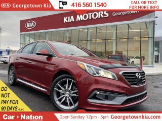 Used 2015 Hyundai Sonata 2.0T | ULTIMATE | NAVI | PANO ROOF | LEATHER | CAM for sale in Georgetown, ON