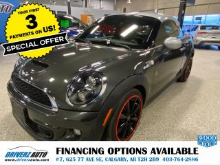 Used 2012 MINI Cooper S COOPER S COUPE SPORT..