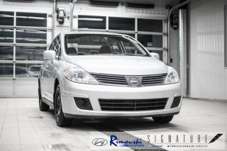 Used 2007 Nissan Versa 1.8 s chez Rimiouski Hyundai for sale in Rimouski, QC