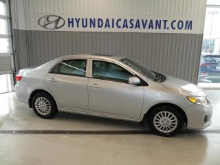 Used 2013 Toyota Corolla Berline 4 portes, boîte manuelle, S for sale in St-Hyacinthe, QC