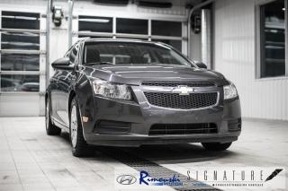 Used 2011 Chevrolet Cruze LS chez Rimouski Hyundai for sale in Rimouski, QC