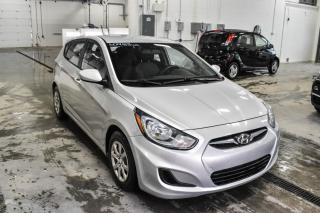 Used 2013 Hyundai Accent GL GROUPE ELECTRIQUE BLUETOOTH for sale in St-Hubert, QC