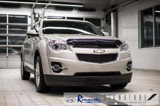 Used 2012 Chevrolet Equinox AWD 1LT chez Rimouski Hyundai for sale in Rimouski, QC