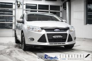 Used 2012 Ford Focus SE chez Rimouski Hyundai for sale in Rimouski, QC