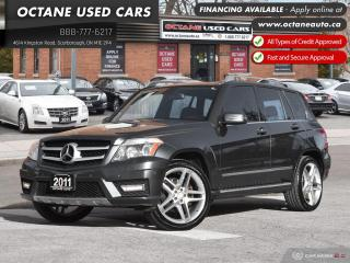 Used 2011 Mercedes-Benz GLK-Class GLK 350 4MATIC Certified! for sale in Scarborough, ON
