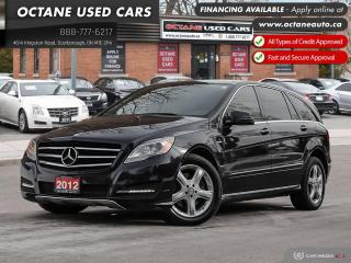Used 2012 Mercedes-Benz R-Class R 350 BlueTEC 4MATIC! Diesel! for sale in Scarborough, ON