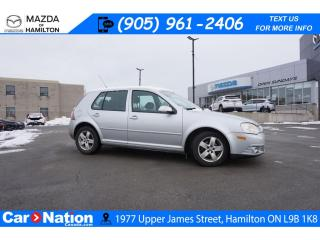 Used 2008 Volkswagen City Golf 2.0L AS-TRADED   5 SPEED   HEATED SEATS   HATCHBACK for sale in Hamilton, ON