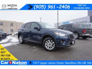 Used 2016 Mazda CX-5 GS | SUNROOF | BLINDSPOT | REAR CAM | HEATED SEATS for sale in Hamilton, ON