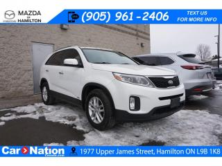 Used 2014 Kia Sorento LX | AS-TRADED | LEATHER | AWD | NEEDS ENGINE for sale in Hamilton, ON