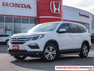 Used 2018 Honda Pilot EX-L Navi EX-L | Leather | for sale in Milton, ON