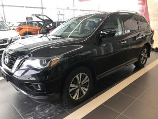 Used 2017 Nissan Pathfinder SL AWD, GPS, MAGS, 1.9% for sale in Lévis, QC