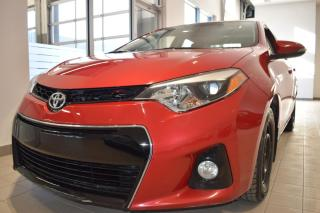 Used 2015 Toyota Corolla S for sale in St-Eustache, QC