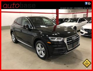 Used 2018 Audi Q5 Q5 2.0T QUATTRO TECHNIK S TRONIC for sale in Vaughan, ON