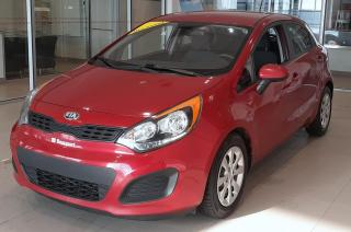 Used 2014 Kia Rio5 LX for sale in Beauport, QC