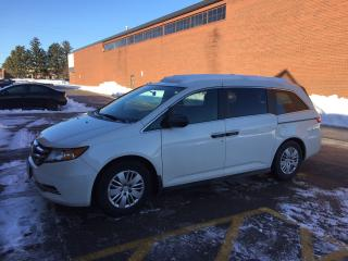 Used 2016 Honda Odyssey LX - YES,....ONLY 35,005 KMS. 1 OWNER-NO CLAIMS!! for sale in Toronto, ON