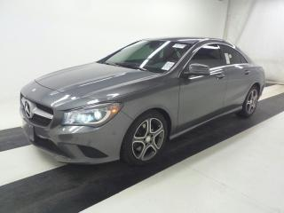 Used 2015 Mercedes-Benz CLA-Class CLA250 4MATIC|NAVIGATION SYSTEM|43,000KMS ONLY for sale in Burlington, ON