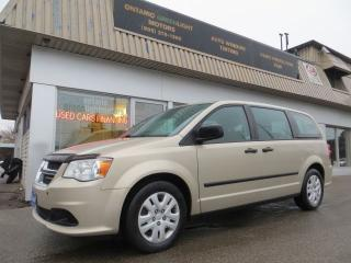 Used 2013 Dodge Grand Caravan SXT,FULL STOW&GO,1 OWNER,LIKE NEW for sale in Mississauga, ON