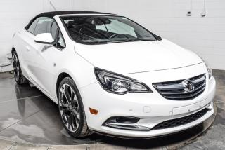 Used 2018 Buick Cascada PREMIUM CONV CUIR NAV MAG for sale in St-Hubert, QC
