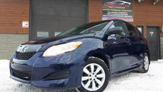 Used 2012 Toyota Matrix automatique+full équipe+impeccable !!! for sale in St-Henri-de-Levis, QC