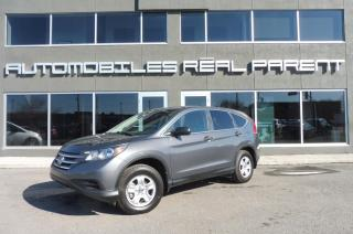 Used 2013 Honda CR-V LX AWD -AUTOMATIQUE - AC- GARANTIE - for sale in Québec, QC