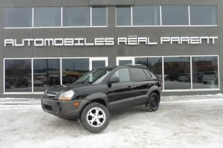 Used 2009 Hyundai Tucson AWD V6 - AUTOMATIQUE - AC -AUX - GARANTIE - for sale in Québec, QC