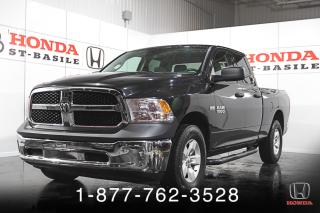 Used 2016 RAM 1500 SXT + 5.7L + 4X4 + 10 000LBS + 3.55 for sale in St-Basile-le-Grand, QC