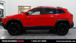 Used 2018 Jeep Cherokee TRAILHAWK AWD + ATTACHE REMORQUE + MAGS for sale in Trois-Rivières, QC