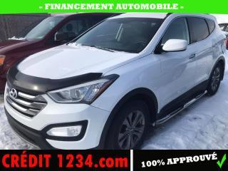 Used 2013 Hyundai Santa Fe Tract avant 4 p 2,4L auto Premium *Disp for sale in Lévis, QC