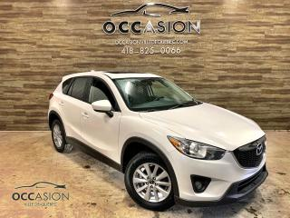 Used 2015 Mazda CX-5 Traction intégrale gs toit ouvrant awd 2 for sale in Ste-Brigitte-de-Laval, QC