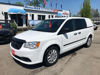 Used 2015 RAM Cargo Van CARGO- Accident Free- We Finance for sale in Stoney Creek, ON