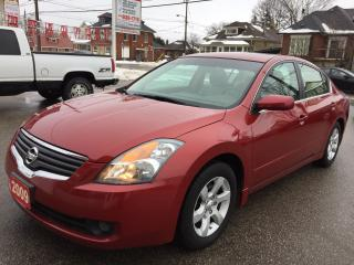 Used 2009 Nissan Altima SL/LEATHER/POWER ROOF for sale in Guelph, ON