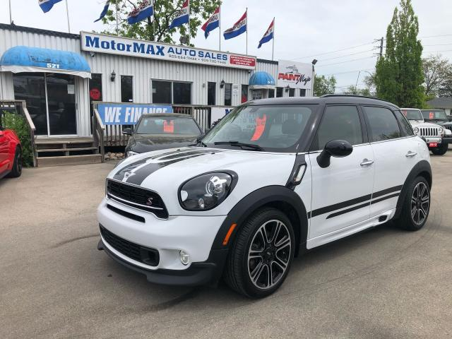 2015 MINI Cooper Countryman S- John Cooper Works- One Owner