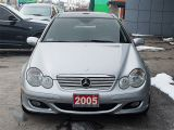2005 Mercedes-Benz C230 COUPE|LEATHER|PANOROOF|AUTO