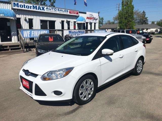 2013 Ford Focus SE- LOW KMS- WE FINANCE