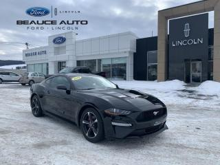 Used 2018 Ford Mustang EcoBoost for sale in Beauceville, QC
