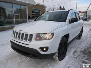 Used 2014 Jeep Compass HIGH ALTITUDE *CUIR* for sale in Varennes, QC